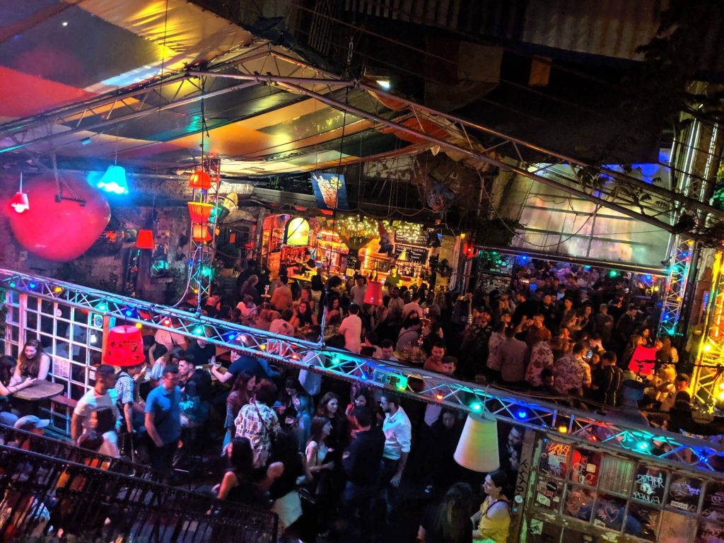 ruin bar culture, Szimpla Kert
